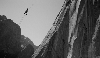 The Alcove Swing in Yosemite