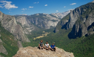 Higher Cathedral Spire, Yosemite