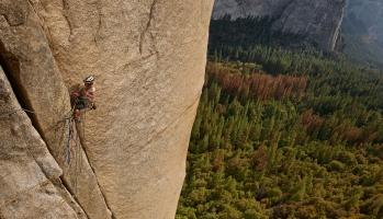 The Muir Wall, Yosemite